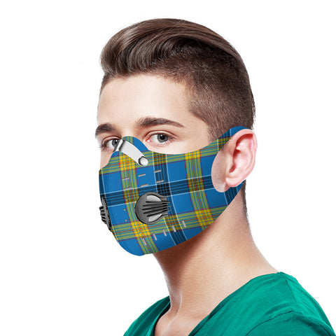 Laing Tartan Dust-proof Sports Masks