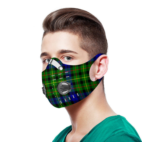 Rollo Modern Tartan Dust-proof Sports Masks