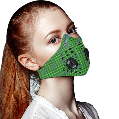 Currie Tartan Dust-proof Sports Masks ( Model 1) - TH88