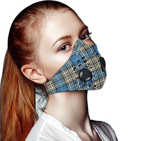 Image of Napier Ancient Tartan Dust-proof Sports Masks ( Model 1) - TH88