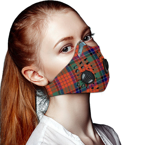 Image of Nicolson Ancient Tartan Dust-proof Sports Masks ( Model 1) - TH88
