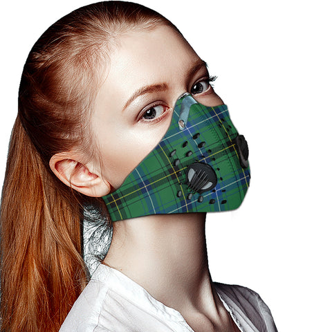 Henderson Ancient Tartan Dust-proof Sports Masks ( Model 1) - TH88
