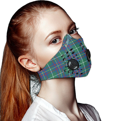 Inglis Ancient Tartan Dust-proof Sports Masks ( Model 1) - TH88