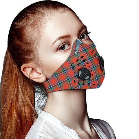 Image of Sinclair Ancient Tartan Dust-proof Sports Masks ( Model 1) - TH88