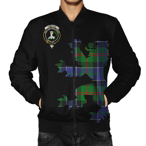 Paterson Tartan Lion & Thistle Men Jacket TH8
