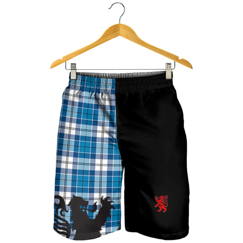 Roberton Clan Men Short Lion Rampant