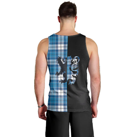 Roberton Clan Tank Top Lion Rampant