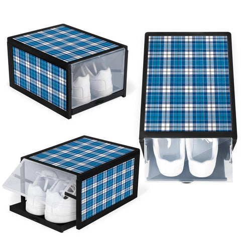 Roberton Clan Tartan Scottish Shoe Organizers K9