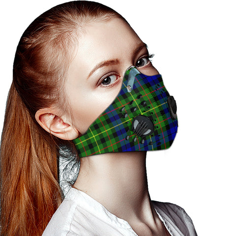Rollo Modern Tartan Dust-proof Sports Masks ( Model 1) - TH88