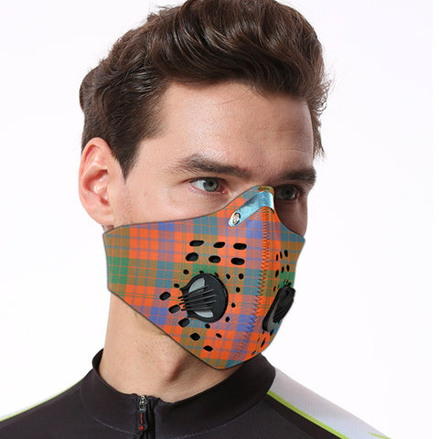 Ross Ancient Tartan Dust-proof Sports Masks ( Model 1) - TH88 (USA Shipping Line)
