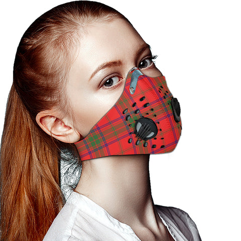 Ross Modern Tartan Dust-proof Sports Masks ( Model 1) - TH88 (USA Shipping Line)