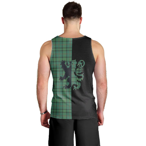 Ross Hunting Ancient Clan Tank Top Lion Rampant