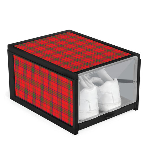 Ross Modern Clan Tartan Scottish Shoe Organizers K9
