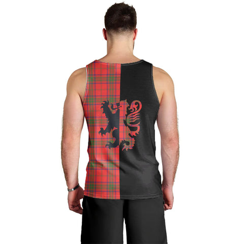 Ross Modern Clan Tank Top Lion Rampant