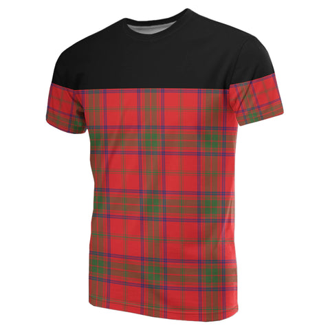 Image of Tartan Horizontal T-Shirt - Ross Modern