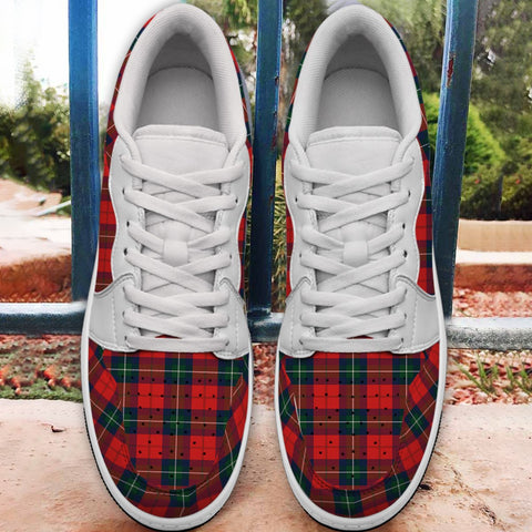 Ruthven Modern Tartan Low Sneakers (Women's/Men's) A7