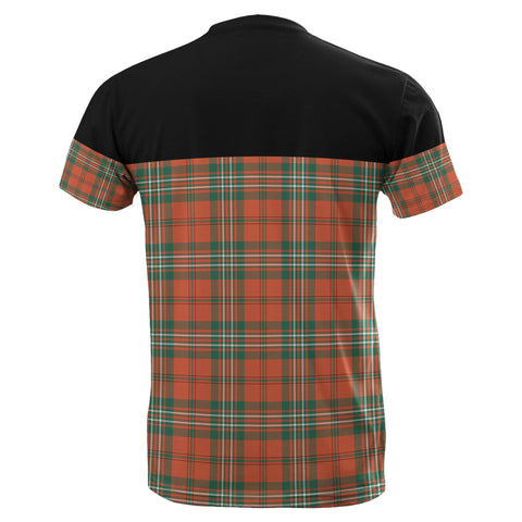 Tartan Horizontal T-Shirt - Scott Ancient - BN
