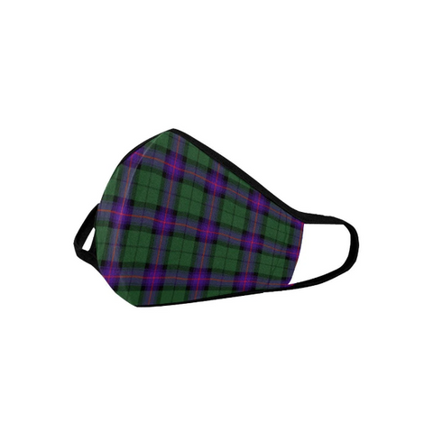 Image of Armstrong Modern Tartan Mouth Mask Inner Pocket K6 (Combo)