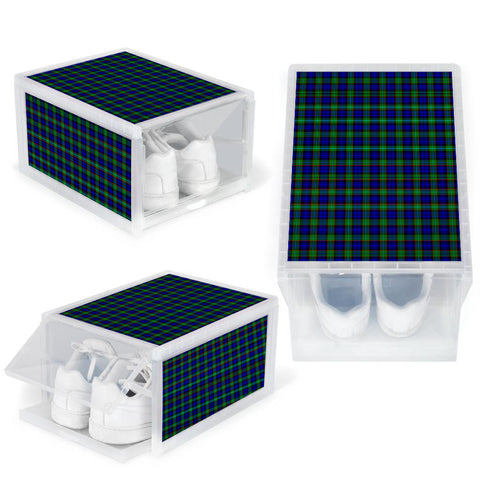 Sempill Modern Clan Tartan Scottish Shoe Organizers K9