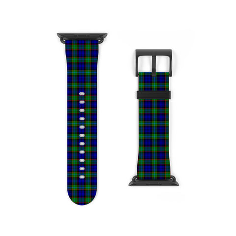 Sempill Modern Scottish Clan Tartan Watch Band Apple Watch