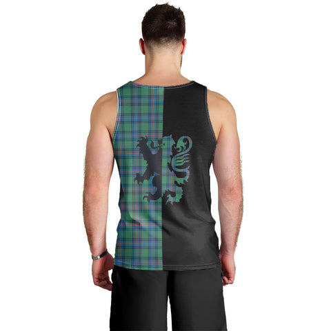 Shaw Ancient Clan Tank Top Lion Rampant