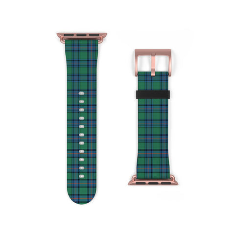 Shaw Ancient Scottish Clan Tartan Watch Band Apple Watch