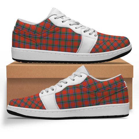 Image of Sinclair Ancient Tartan Low Sneakers (Women's/Men's) A7