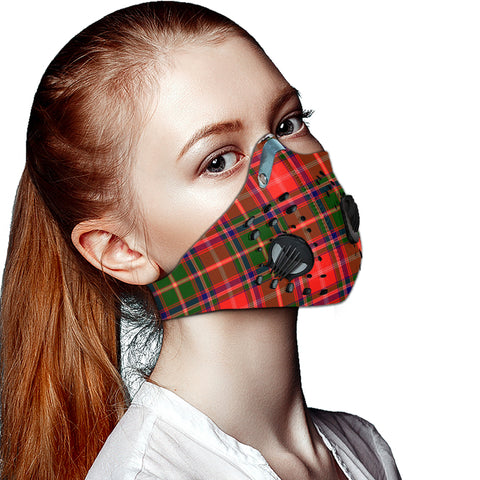 Somerville Modern Tartan Dust-proof Sports Masks ( Model 1) - TH88 (USA Shipping Line)