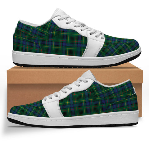 Stewart Hunting Modern Tartan Low Sneakers (Women's/Men's) A7