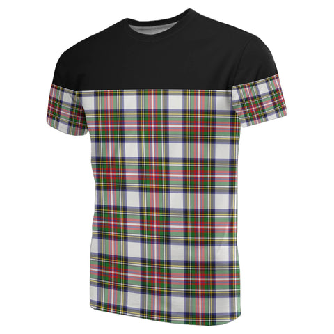 Tartan Horizontal T-Shirt - Stewart Dress Modern