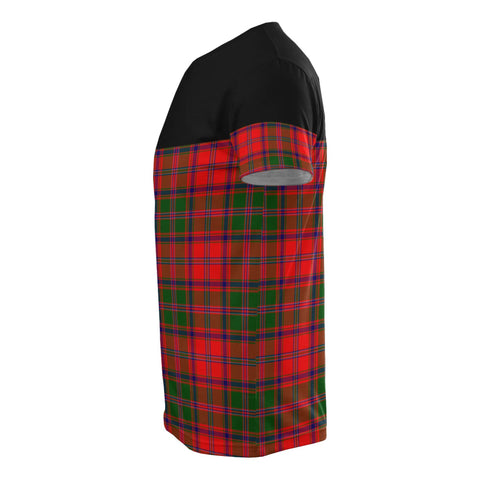 Image of Tartan Horizontal T-Shirt - Stewart Of Appin Modern - BN