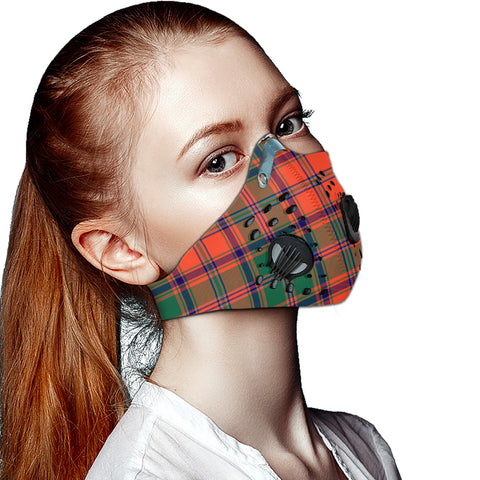 Stewart of Appin Ancient Tartan Dust-proof Sports Masks ( Model 1) - TH88 (USA Shipping Line)