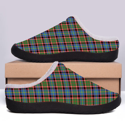 Image of Stirling & Bannockburn District Tartan Fleece Slipper (Women's/Men's) A7