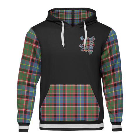 Stirling (of Cadder-Present Chief) - Tartan All Over Print Hoodie - BN