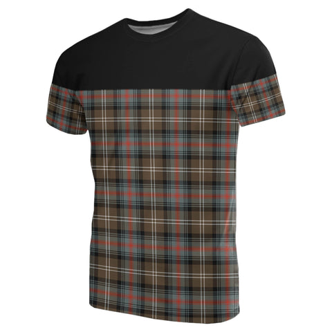 Tartan Horizontal T-Shirt - Sutherland Weathered