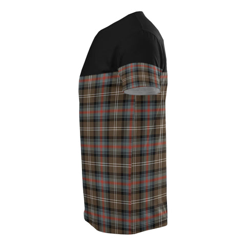 Tartan Horizontal T-Shirt - Sutherland Weathered - BN