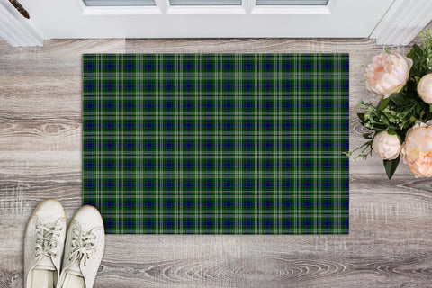 Tweedside District Tartan Carpets Front Door A91