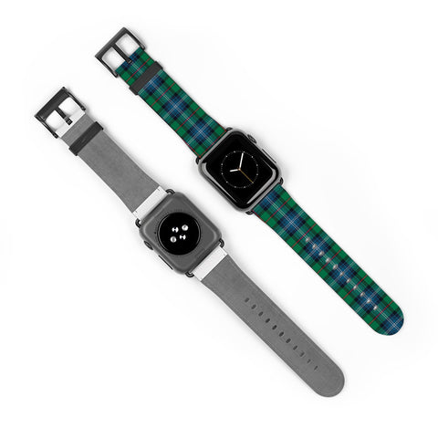Urquhart Ancient Scottish Clan Tartan Watch Band Apple Watch