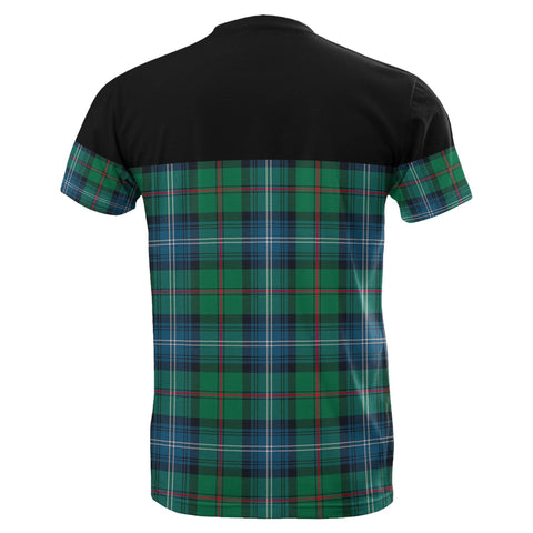 Tartan Horizontal T-Shirt - Urquhart Ancient - BN
