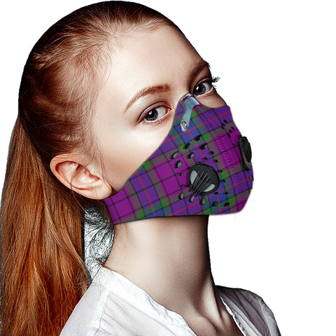 Image of Wardlaw Modern Tartan Dust-proof Sports Masks ( Model 1) - TH88 (USA Shipping Line)