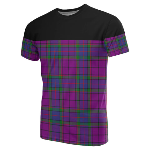 Image of Tartan Horizontal T-Shirt - Wardlaw Modern