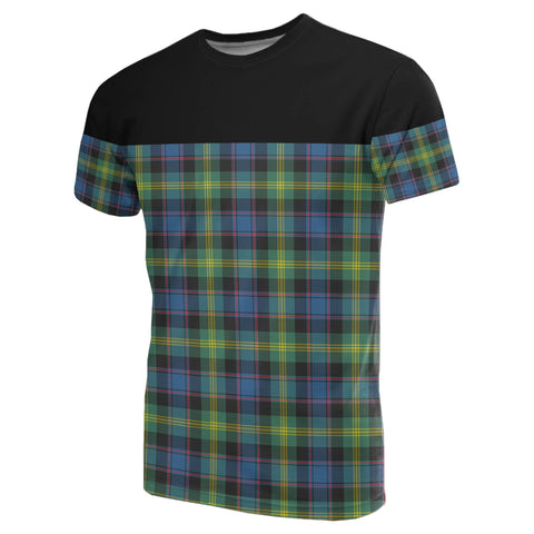 Image of Tartan Horizontal T-Shirt - Watson Ancient