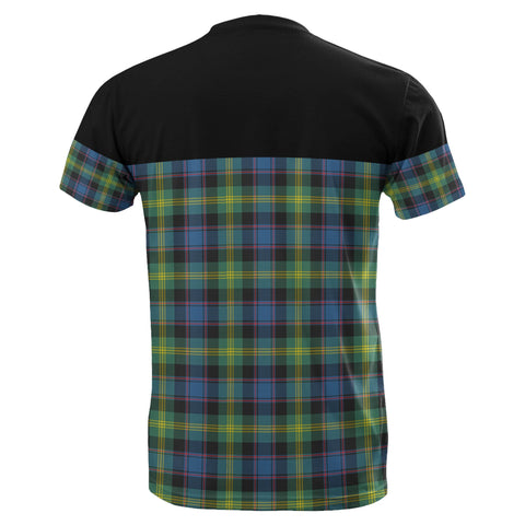 Tartan Horizontal T-Shirt - Watson Ancient - BN