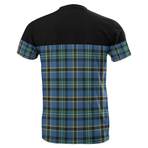 Tartan Horizontal T-Shirt - Weir Ancient - BN