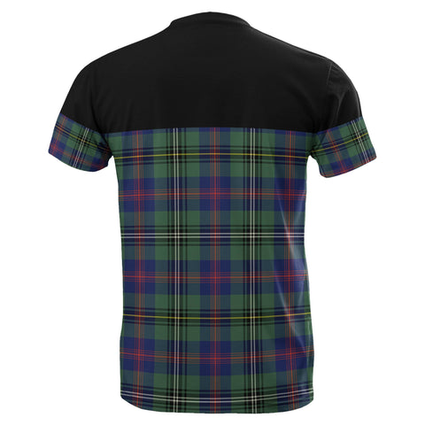 Tartan Horizontal T-Shirt - Wood Modern - BN