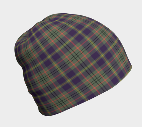 Taylor Weathered Tartan Beanie Clothing and Apparel