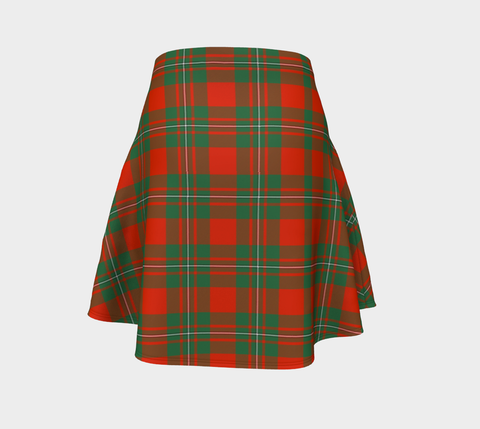 Tartan Flared Skirt - MacGregor Ancient |Over 500 Tartans | Special Custom Design | Love Scotland
