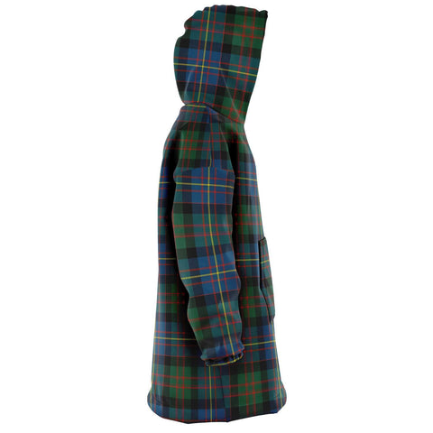 Cameron of Erracht Ancient Snug Hoodie - Unisex Tartan Plaid Right