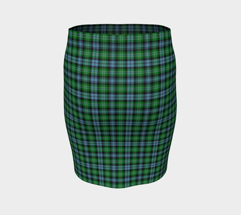 Tartan Fitted Skirt - Arbuthnot Ancient | Special Custom Design