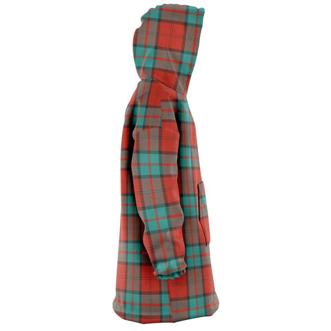 Dunbar Ancient Snug Hoodie - Unisex Tartan Plaid Right